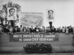 hoxha + mao - at-an-albanian-ceremony-in-1963
