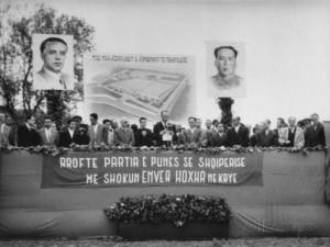 hoxha + mao - at-an-albanian-ceremony-in-1963
