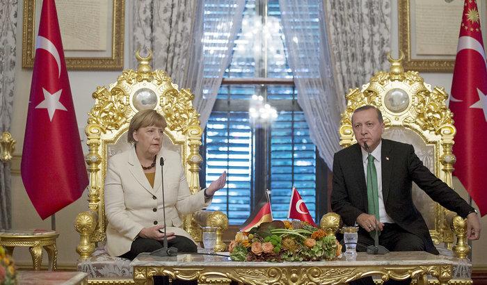 merkel - erdogan