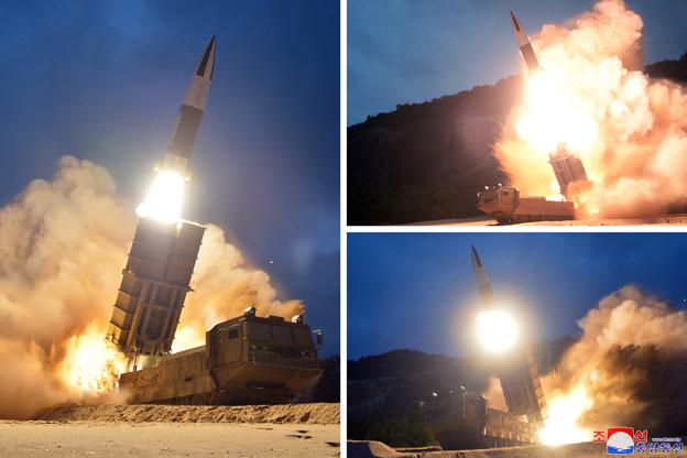 KJI Rakete 2