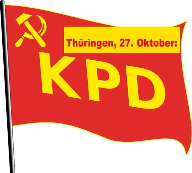 KPD Thueringenwahl
